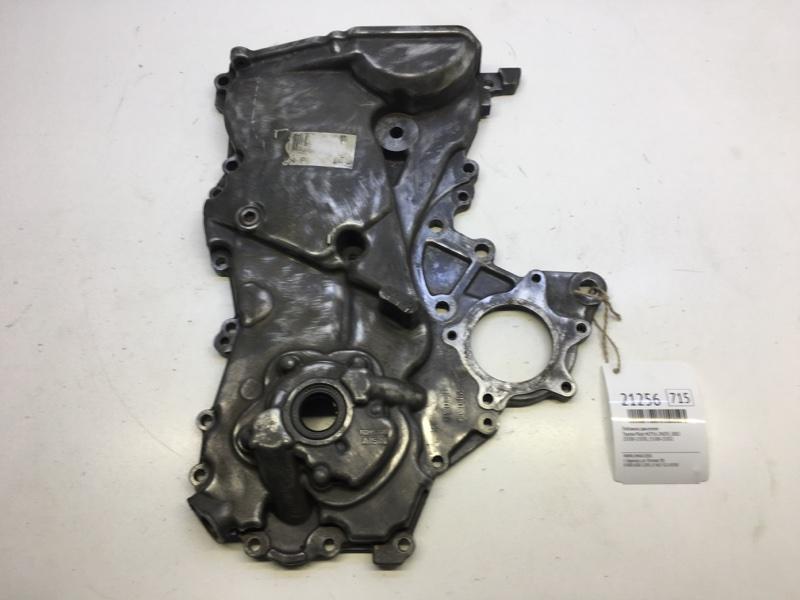 Лобовина двигателя Toyota Platz NCP16 2NZFE 2002 (б/у)