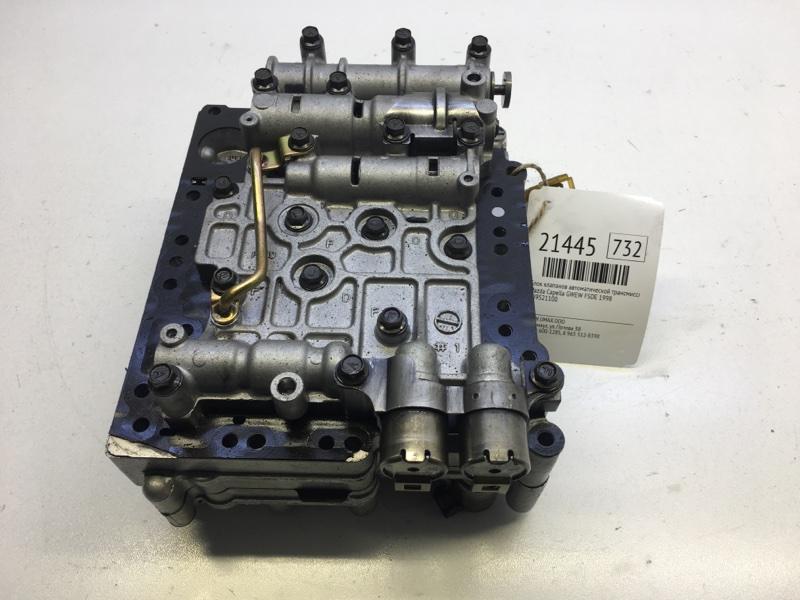 Блок клапанов автоматической трансмиссии Mazda Capella GWEW FSDE 1998 (б/у)