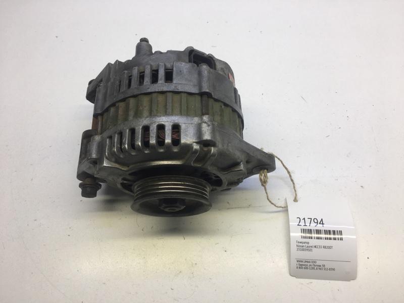Генератор Nissan Laurel HCC33 RB20DT (б/у)