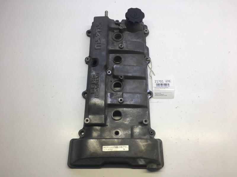 Крышка головки блока цилиндров Mazda Mpv LWEW FS 2001 (б/у)