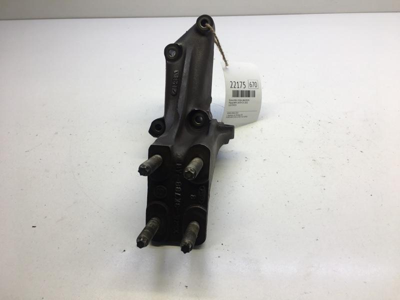 Кронштейн опоры двигателя Mazda Mpv LW5W GY 2001 (б/у)