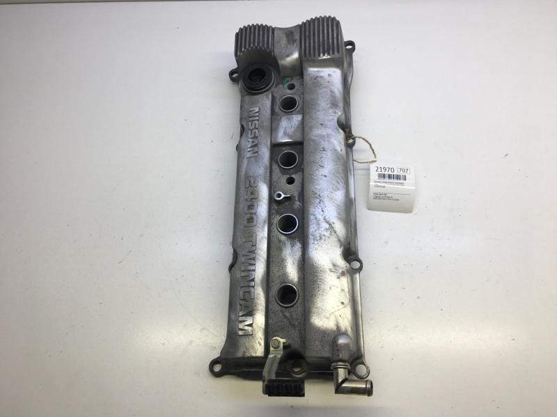 Крышка головки блока цилиндров Nissan Presage NU30 KA24DE 2000 (б/у)
