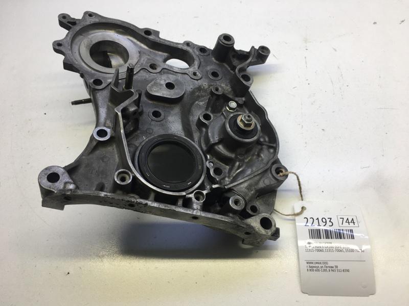 Лобовина двигателя Toyota Mark Ii GX100 1GFE 2000 (б/у)