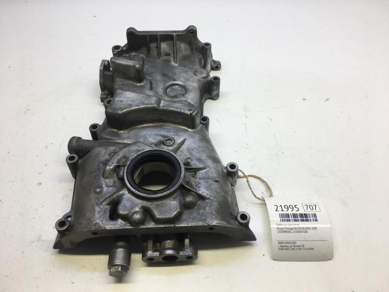 Лобовина двигателя Nissan Presage NU30 KA24DE 2000 (б/у)
