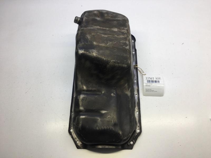 Поддон масляный Mazda Familia BJ5P ZLDE 2001 (б/у)