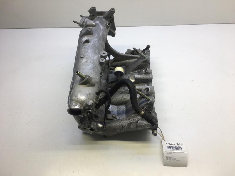 Коллектор впускной Nissan Bluebird Sylphy FG10 QG15DE 2002 (б/у)