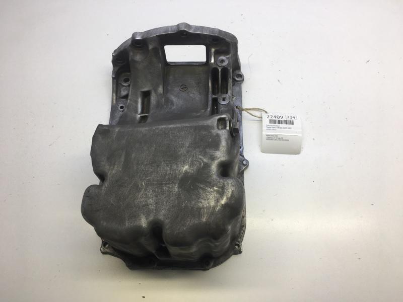 Поддон масляный Toyota Ractis SCP100 2SZFE 2007 (б/у)