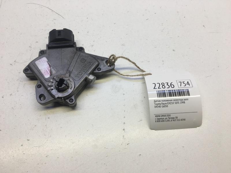 Датчик положения селектора акпп Toyota Raum EXZ10 5EFE 1998 (б/у)