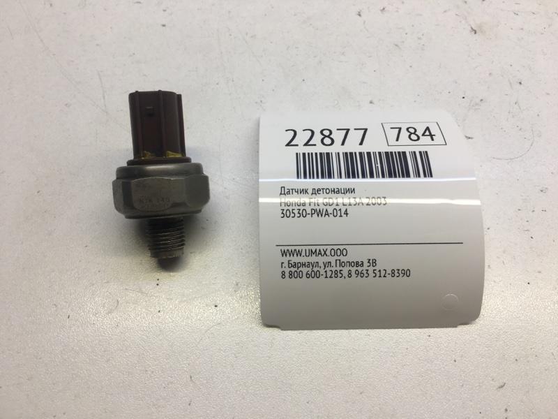 Датчик детонации Honda Fit GD1 L13A 2003 (б/у)