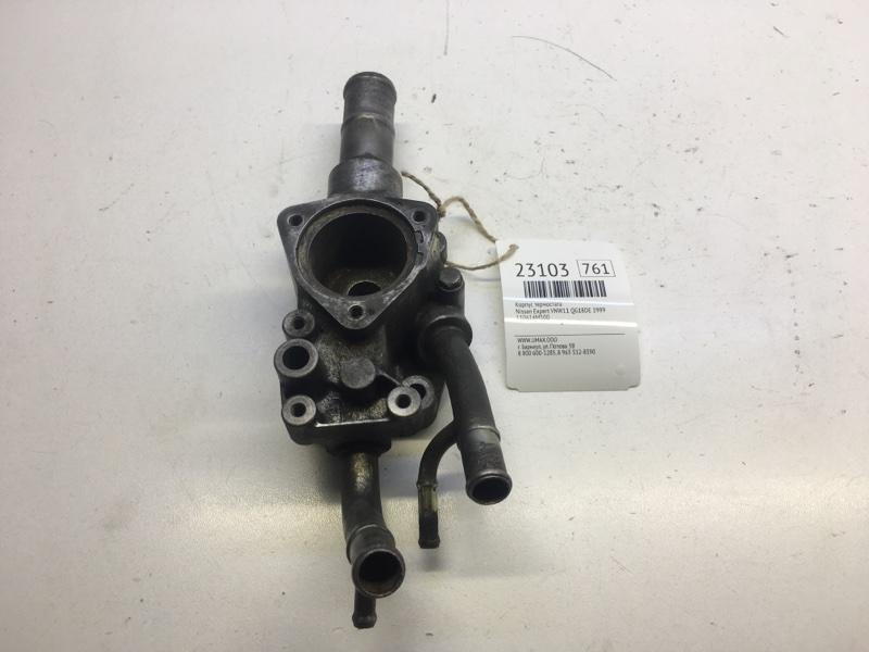 Корпус термостата Nissan Expert VNW11 QG18DE 1999 (б/у)