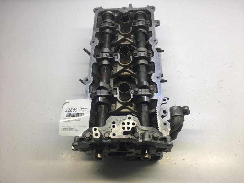 Головка блока цилиндров Nissan Teana J31 VQ23DE 2004 правая (б/у)