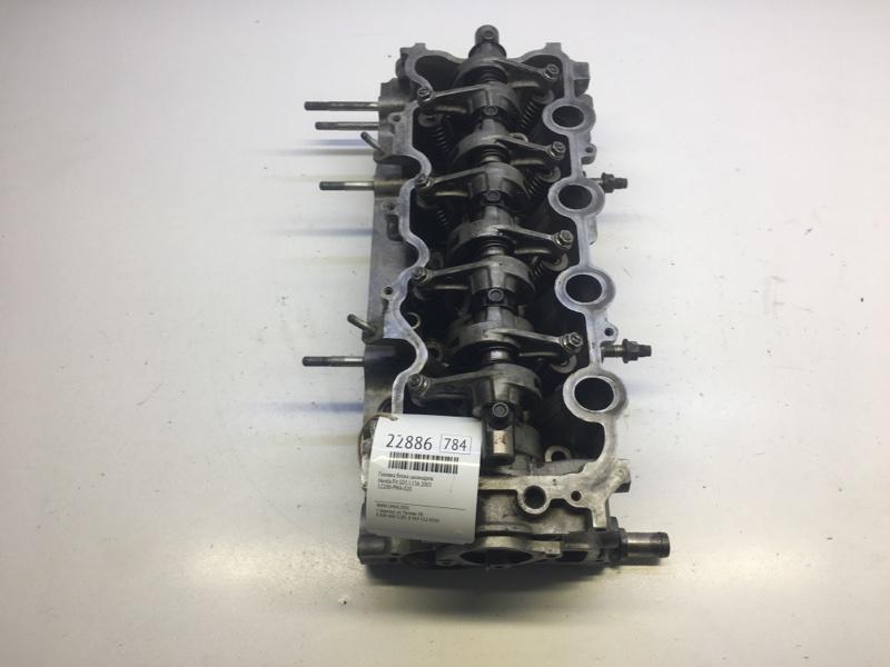 Головка блока цилиндров Honda Fit GD1 L13A 2003 (б/у)