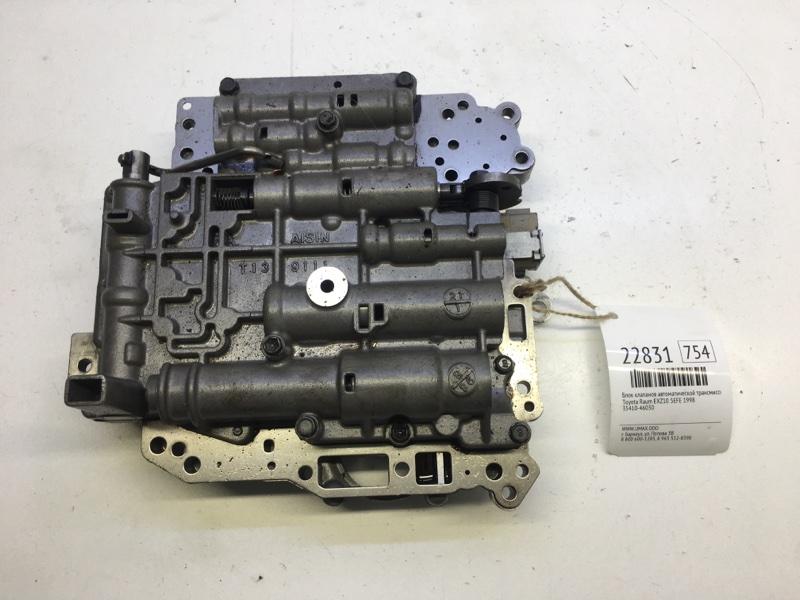 Блок клапанов автоматической трансмиссии Toyota Raum EXZ10 5EFE 1998 (б/у)