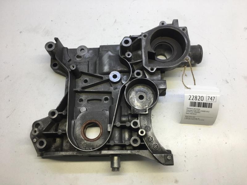 Лобовина двигателя Chevrolet Cruze J305 Z18XER 2012 (б/у)