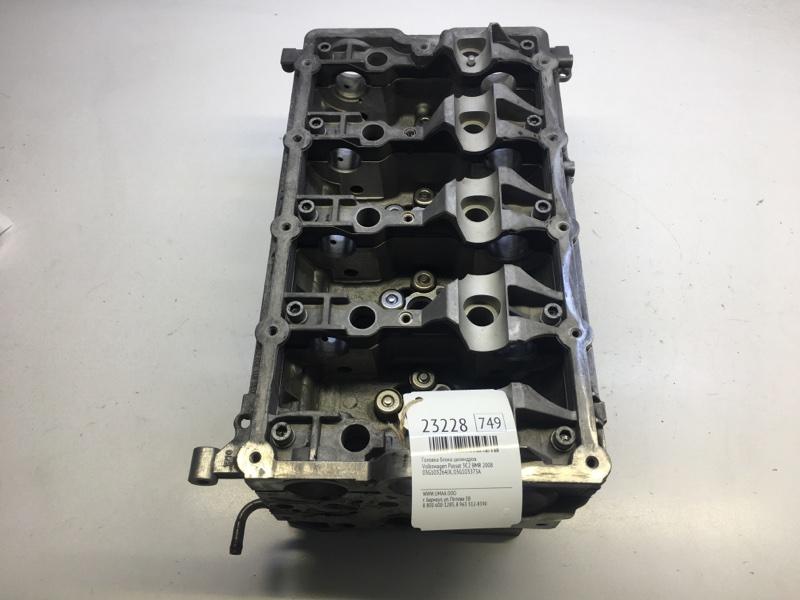 Головка блока цилиндров Volkswagen Passat 3C2 BMR 2008 (б/у)