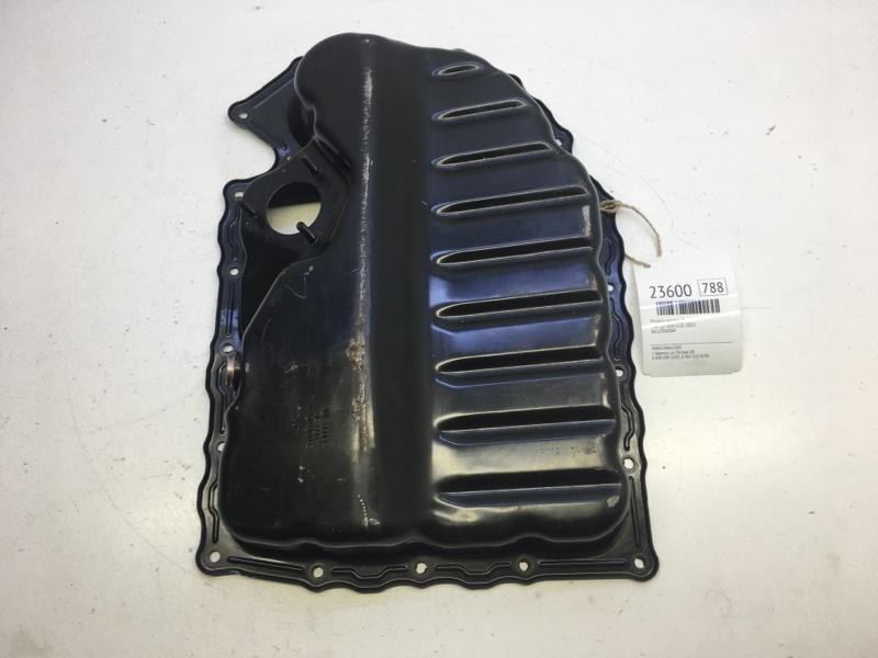 Поддон масляный Audi Q3 8UB CCZC 2012 (б/у)
