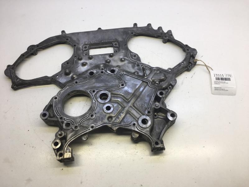 Лобовина двигателя Infiniti Fx45 S50 VQ35DE 2003 задняя (б/у)