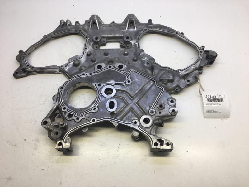 Лобовина двигателя Nissan Teana J32 VQ25DE 2009 задняя (б/у)