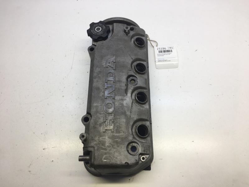 Крышка головки блока цилиндров Honda Domani MB5 D16A 1998 (б/у)