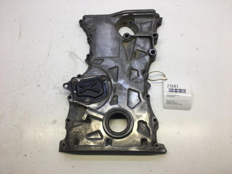 Лобовина двигателя Honda Stream RN4 K20A (б/у)