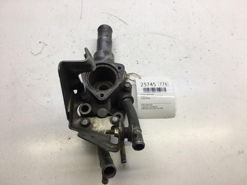 Корпус термостата Nissan Ad VFY11 QG15DE 2000 (б/у)