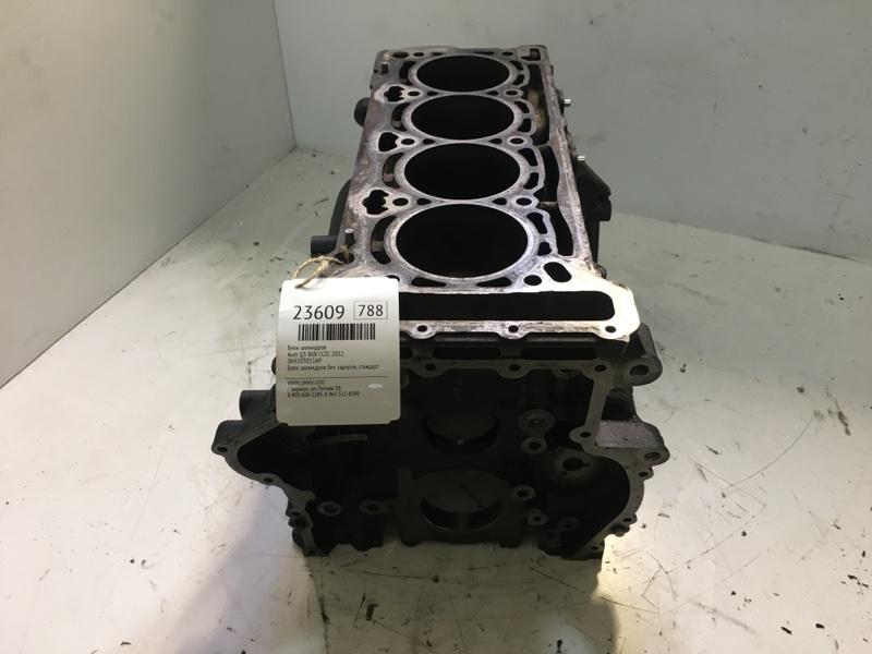 Блок цилиндров Audi Q3 8UB CCZC 2012 (б/у)