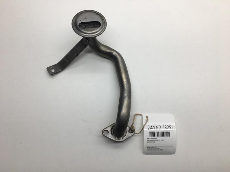 Маслоприемник Mazda Mpv LW5W GY 2002 (б/у)