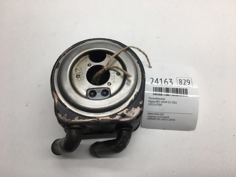 Теплообменник Mazda Mpv LW5W GY 2002 (б/у)