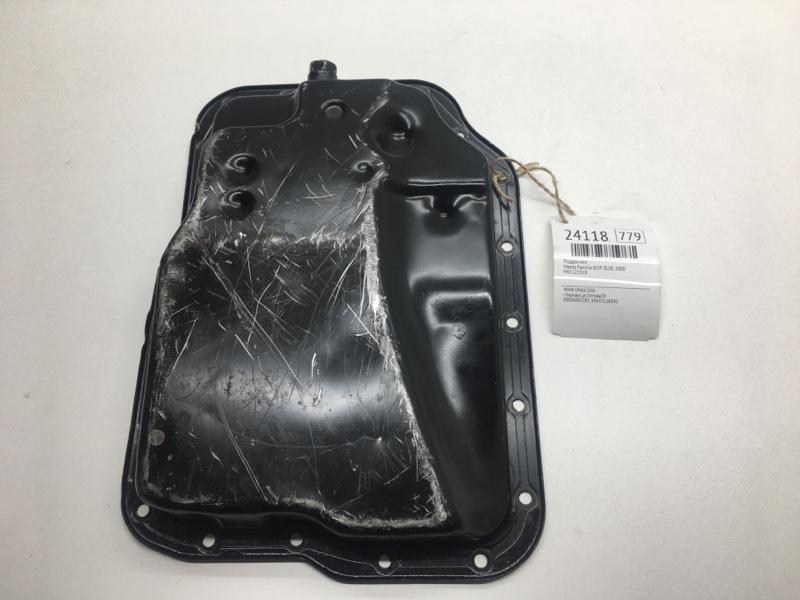 Поддон кпп Mazda Familia BJ5P ZLDE 2000 (б/у)