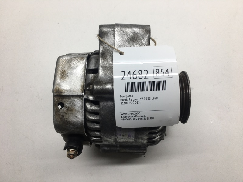 Генератор Honda Partner EY7 D15B 1998 (б/у)