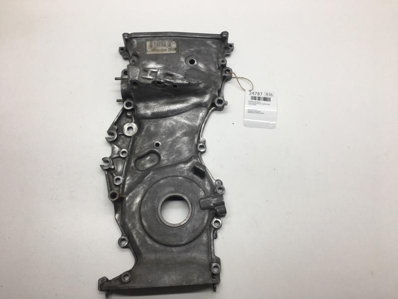 Лобовина двигателя Toyota Avensis AZT250 1AZFSE 2006 (б/у)