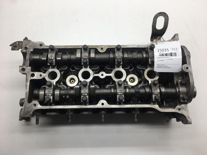 Головка блока цилиндров Mazda Familia BJ5P ZLDE 2001 (б/у)