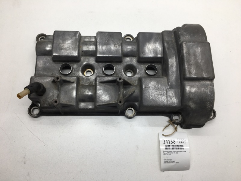 Крышка головки блока цилиндров Mazda Mpv LW5W GY 2002 правая (б/у)