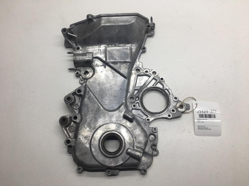 Лобовина двигателя Toyota Wish ZNE10G 1ZZFE 2005 (б/у)