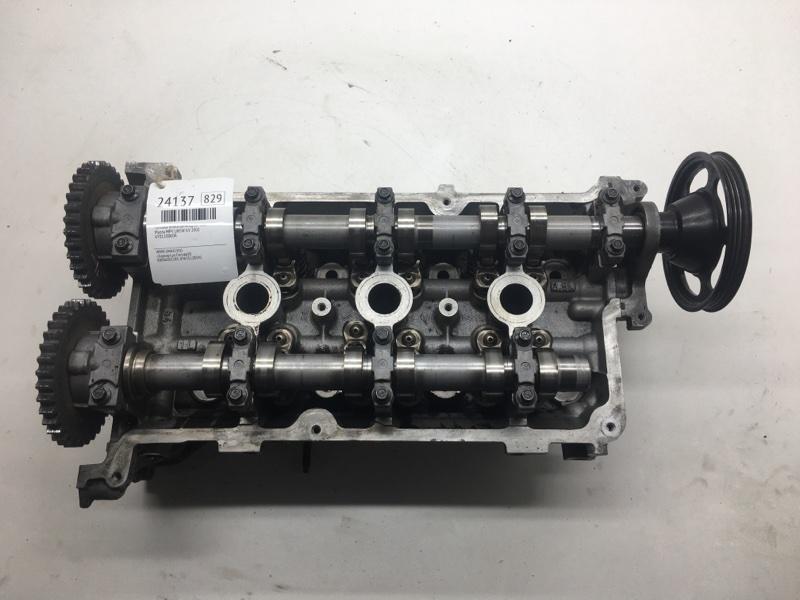 Головка блока цилиндров Mazda Mpv LW5W GY 2002 левая (б/у)