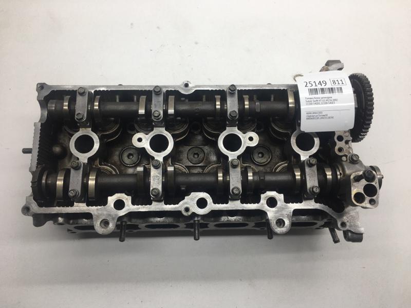 Головка блока цилиндров Suzuki Swift HT51S M13A 2002 (б/у)