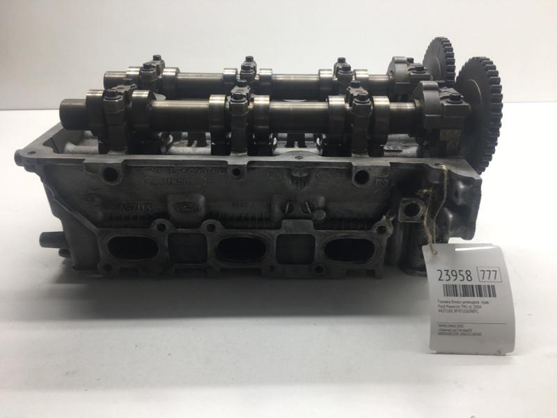 Головка блока цилиндров Ford Maverick TM1 AJ 2004 правая (б/у)