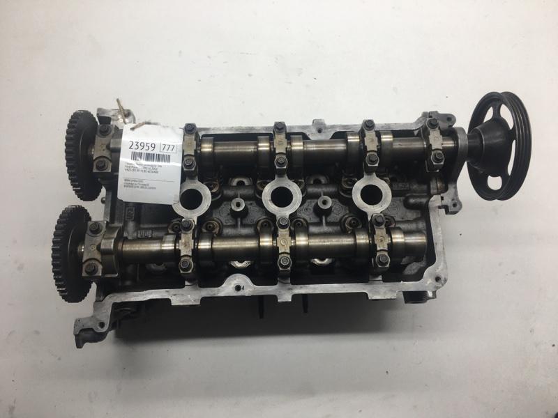 Головка блока цилиндров Ford Maverick TM1 AJ 2004 левая (б/у)