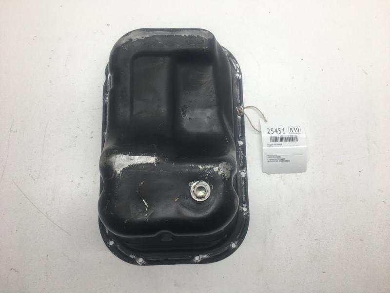 Поддон масляный Daihatsu Terios Kid J111G EFDEM 2000 (б/у)
