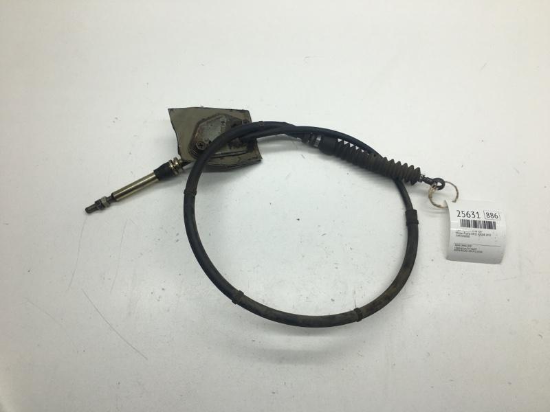 Трос переключения кпп Nissan Prairie HM11 KA24E 1992 (б/у)
