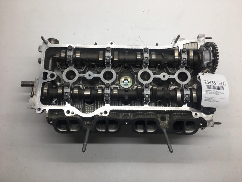 Головка блока цилиндров Toyota Avensis AZT250 1AZFSE 2004 (б/у)