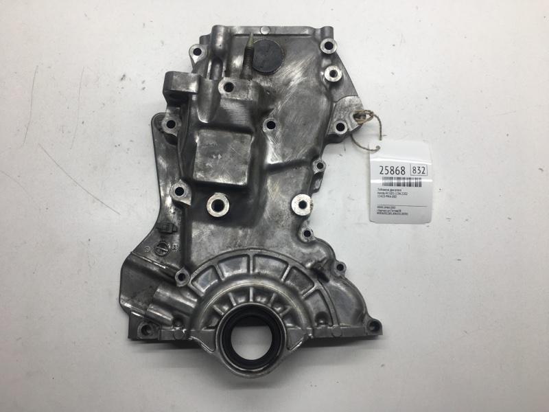 Лобовина двигателя Honda Fit GD1 L13A 2002 (б/у)
