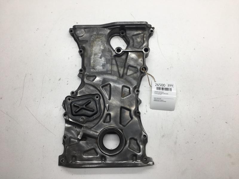 Лобовина двигателя Honda Stream RN3 K20A 2001 (б/у)
