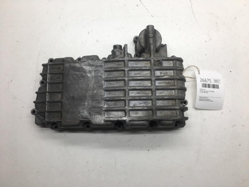 Поддон кпп Honda Capa GA4 D15B 2001 (б/у)