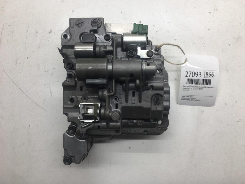Блок клапанов автоматической трансмиссии Volvo S80 TS D5252T 1999 (б/у)