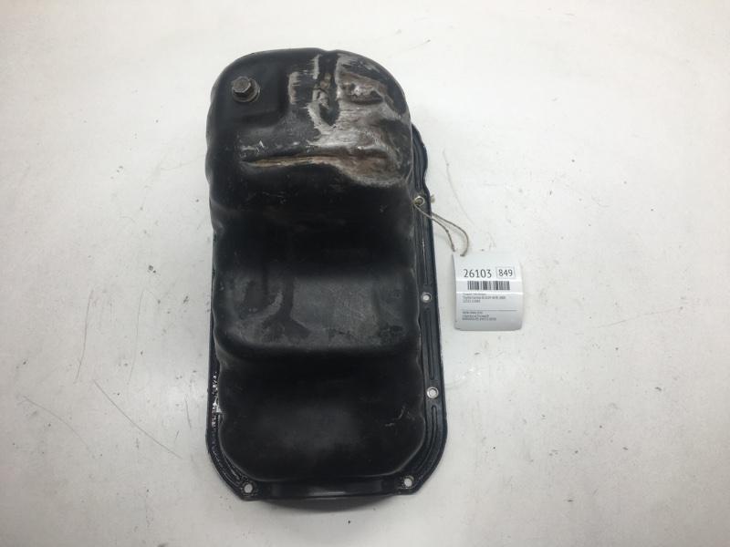 Поддон масляный Toyota Corolla EE102V 4EFE 2000 (б/у)