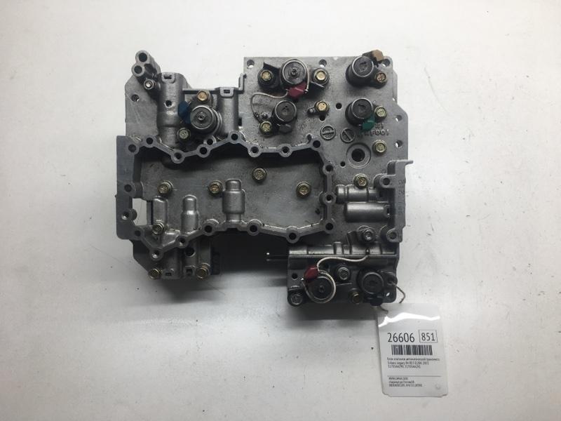 Блок клапанов автоматической трансмиссии Subaru Legacy B4 BE5 EJ206 2001 (б/у)