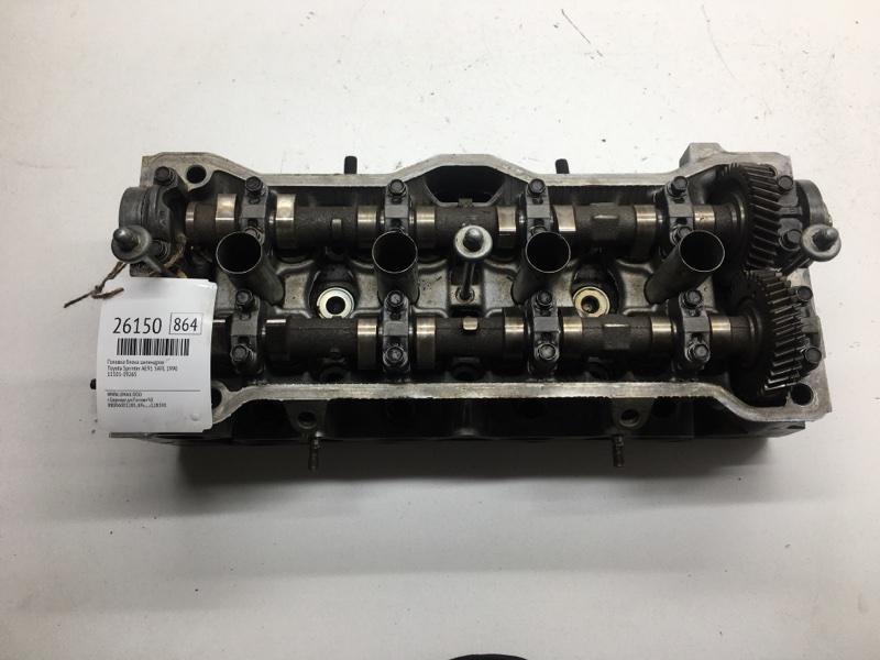 Головка блока цилиндров Toyota Sprinter AE91 5AFE 1990 (б/у)