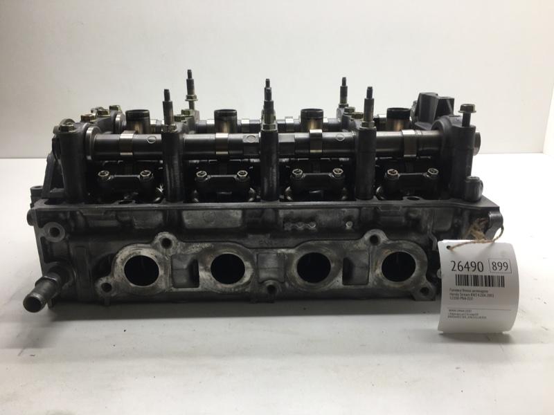 Головка блока цилиндров Honda Stream RN3 K20A 2001 (б/у)