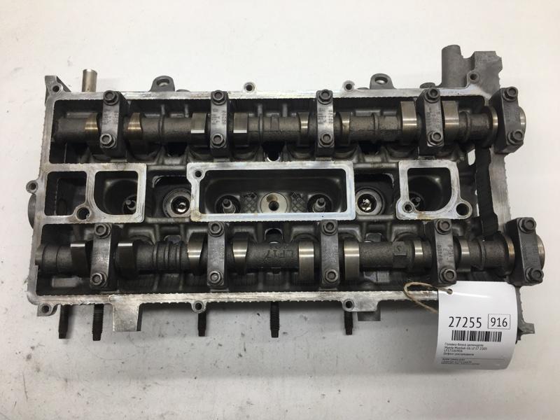 Головка блока цилиндров Mazda Mazda6 GG LF17 2005 (б/у)